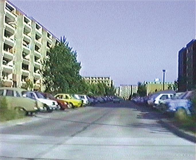 Private Standards - Marzahn Galerie im Parkhaus Treptow, Berlin, 1999