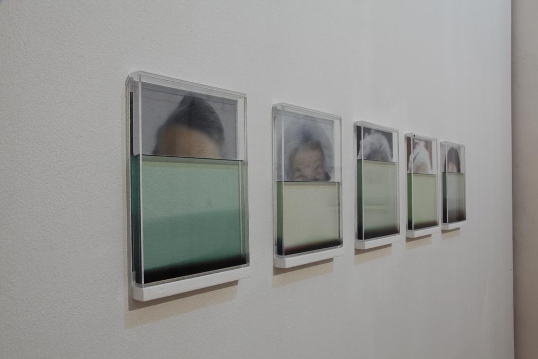 No Limite / Am Limit, 2017 Chan Sook Choi - Forgotten