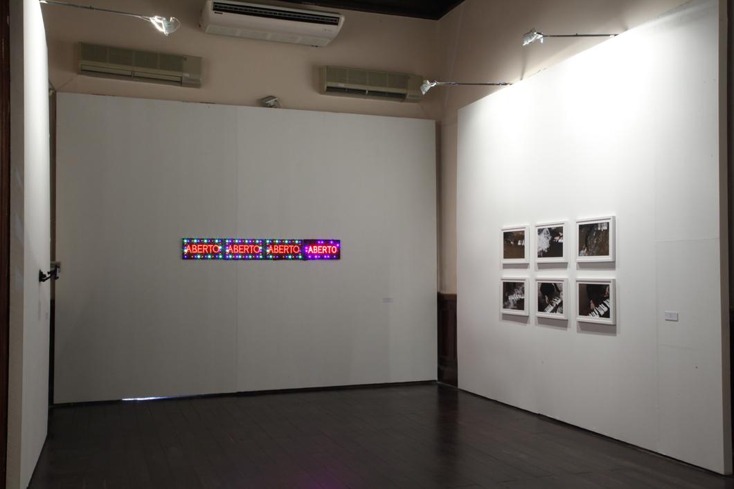 No Limite / Am Limit, 2017 Ausstellungsansicht