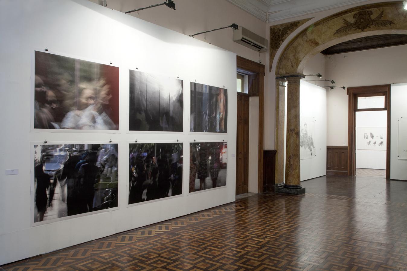 Pelas Sombras, Museu da UFPA, Belém, 2017