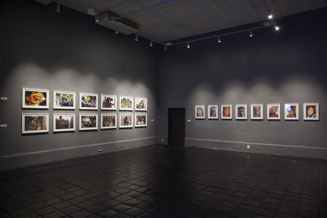 Saal 5: Autonomie und Kontakt Peruanische und brasilianische Caxinauás, Fotos, 2007 und 2017
